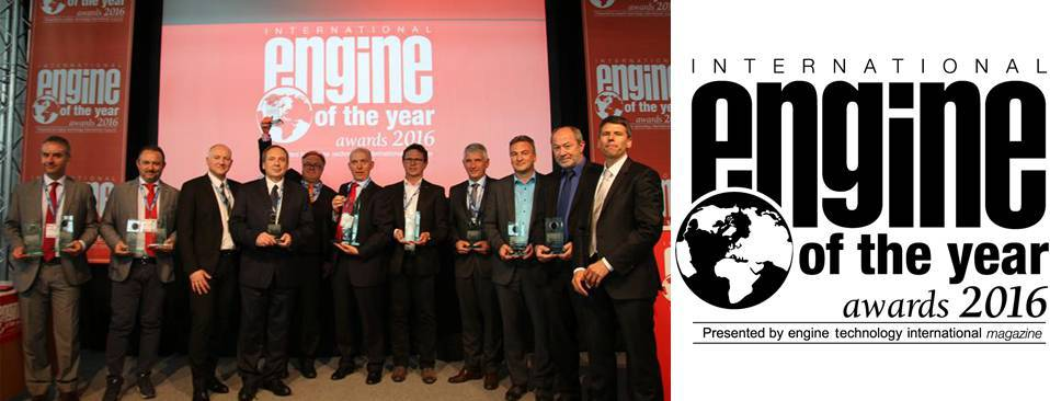 international engine of the year award